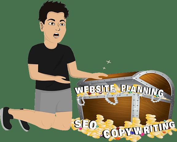 Kieran Duffey planning on copywriting objectives