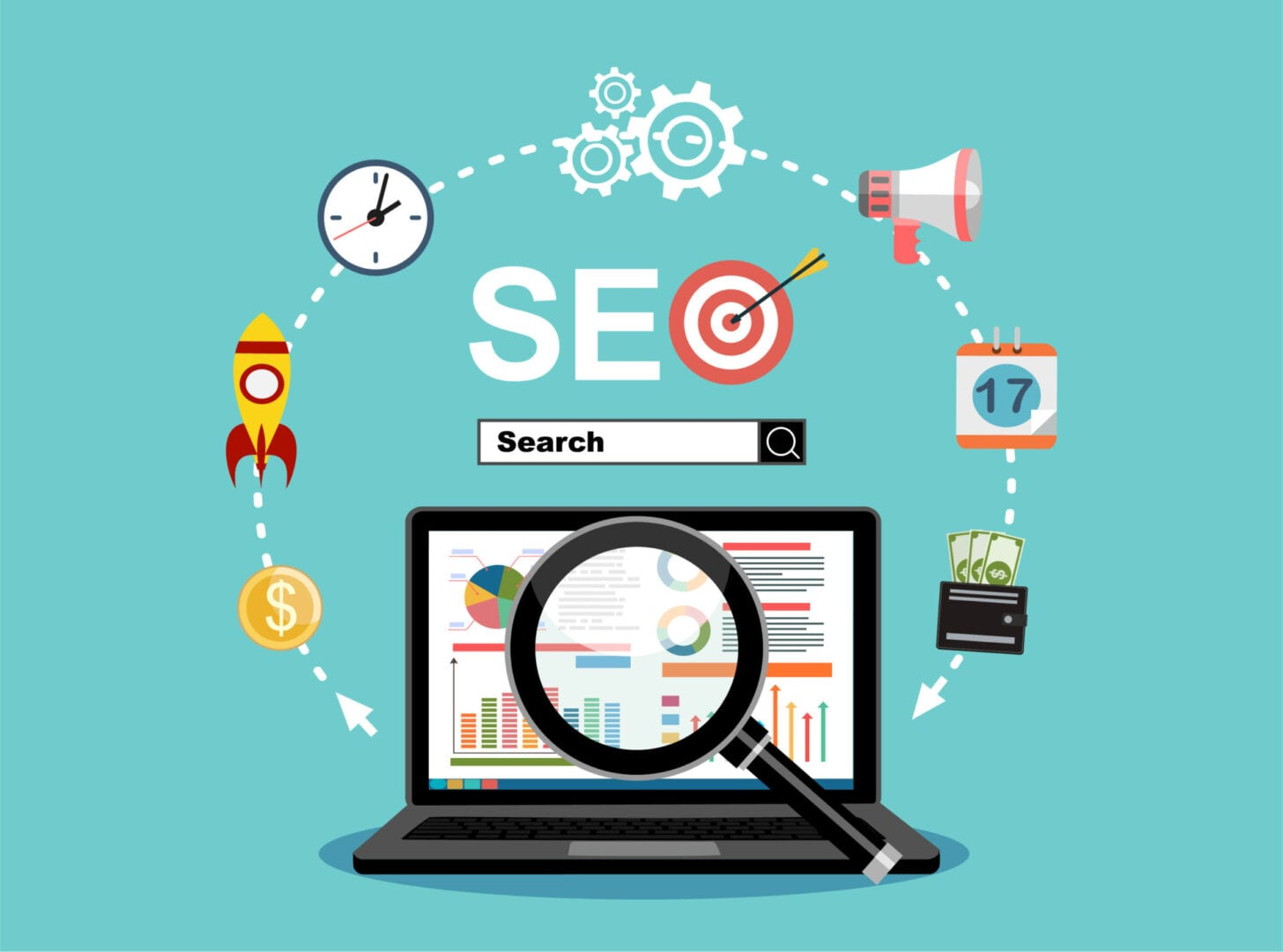 Video explaining why big picture SEO is all that matters