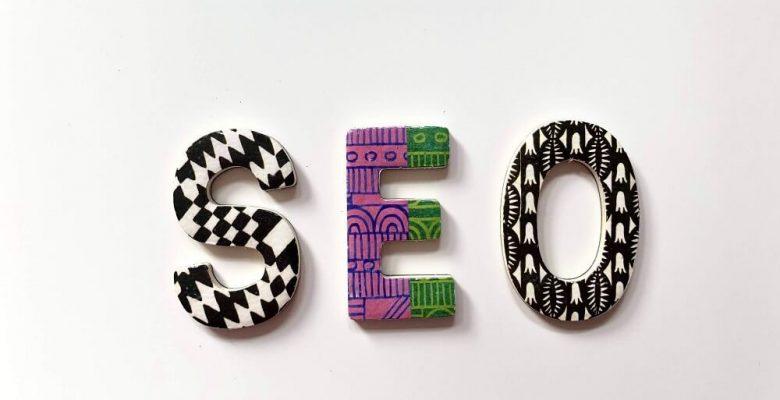 SEO text wallpaper