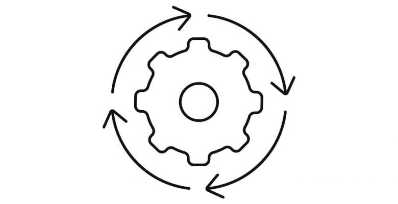 process symbol